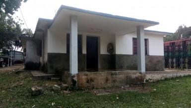 Casa Independiente en Mulgoba, Boyeros, La Habana