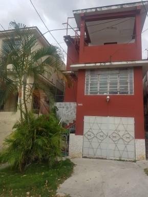 Independent House in Sierra - Almendares, Playa, La Habana