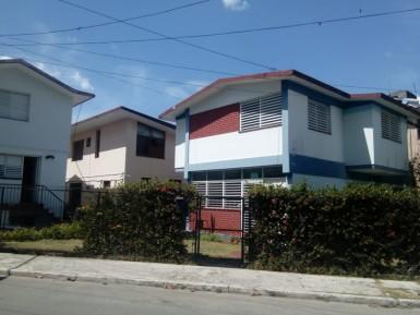 Independent House in Nuevo Vedado, Plaza de la Revolución, La Habana
