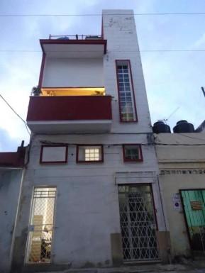 House in Pueblo Nuevo, Centro Habana, La Habana