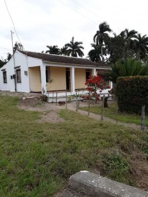 Casa de Campo en Cabaiguán, Sancti Spiritus