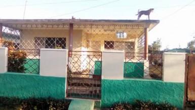 Casa Independiente en Mango Jobo, San Cristóbal, Artemisa