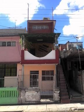 House in Dolores, San Miguel del Padrón, La Habana